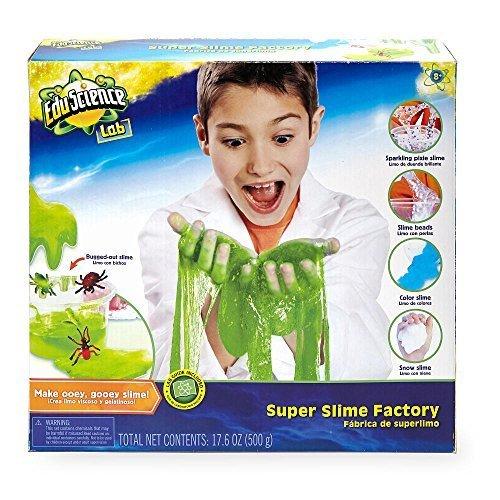 Edu Science Lab Super Slime Factory By Toys R Us Buy Online In Uae