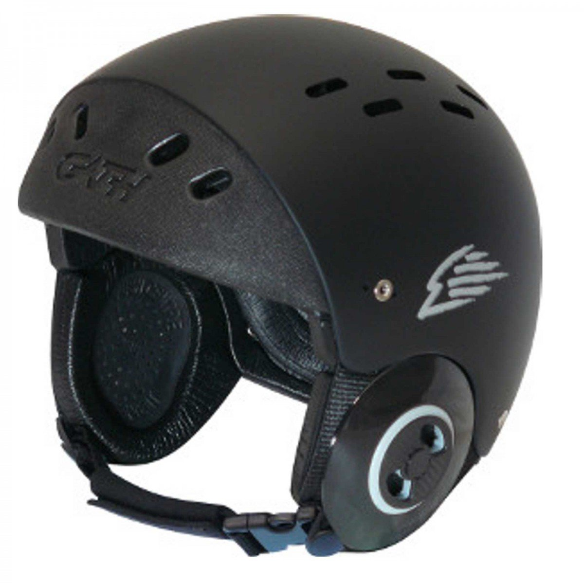 Gath Helm Surf Convertible black