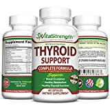 Thyroid Support - Complete Formula to Help Weight Loss & Improve Energy with Bladderwrack