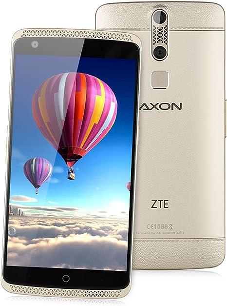 ZTE Axon Elite - Smartphone Libre 4G LTE Android 5.0 (Octa Core ...