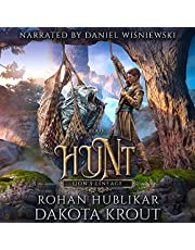 Hunt: A Divine Dungeon Series (Lion's Lineage, Book 1)