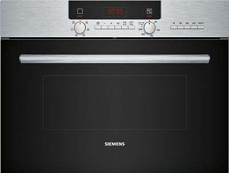 Siemens HB84H501 - Microondas (3600W, 220-230V, 50 Hz, 59,4 ...