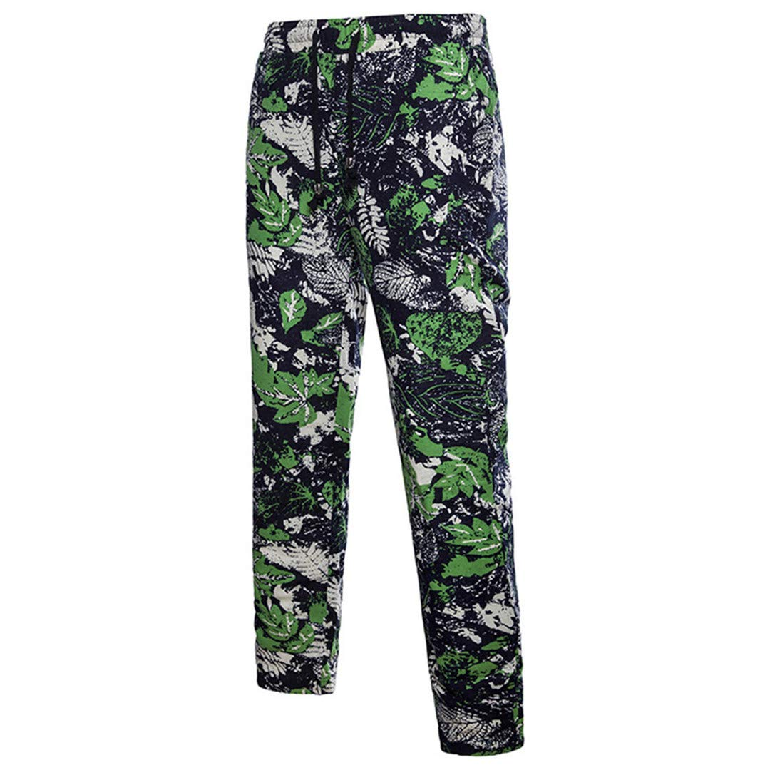 Spring Casual Long Sleeve Shirt Business Slim Bohemian Men Blouse Top+Pants
