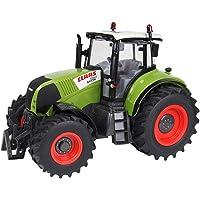 Blue-Yan 1:16 Control Remoto Farmer Toy Class Tractor