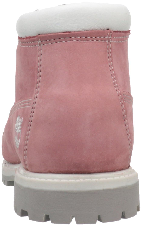 Timberland Nellie Classic Chukka Damen Stiefel, Pink - Rosa - Größe  38 EU  C D  Amazon.de  Schuhe   Handtaschen cb88e8fc01
