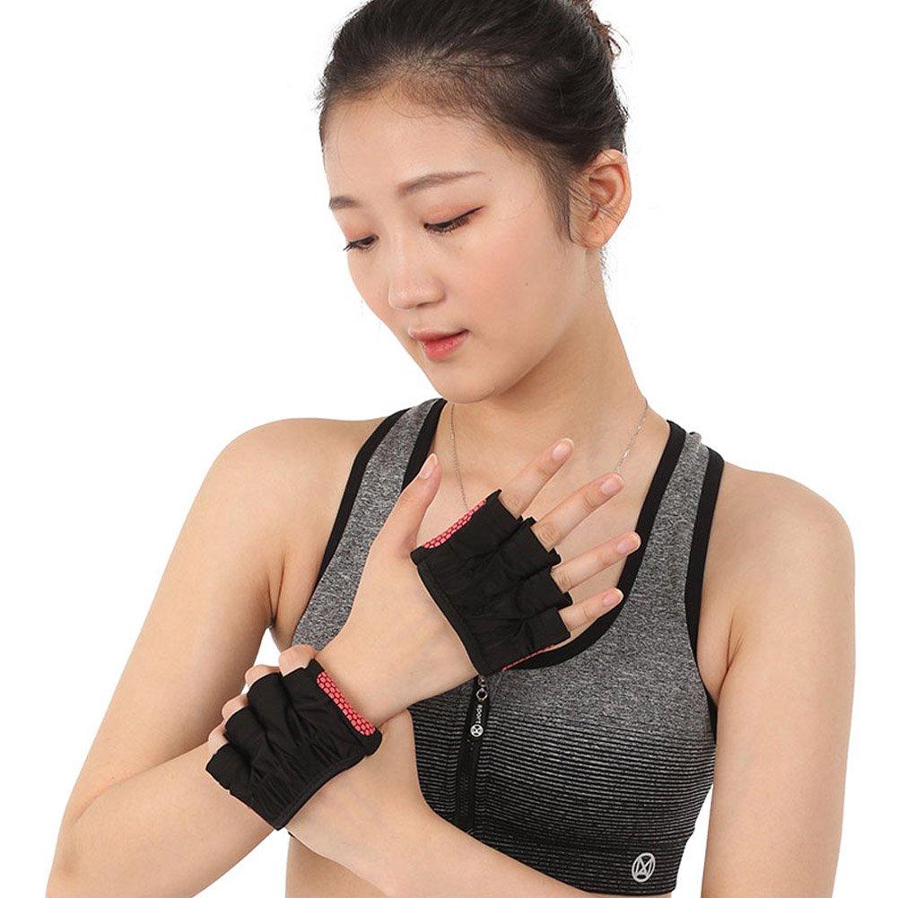 halova gimnasio guantes, levantamiento de pesas guantes ...