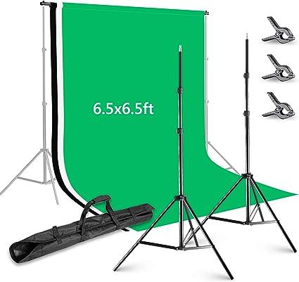 Neewer 2x2m Hintergrund Unterstützungs System Mit 1 8 X Kamera