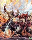 Kenshin Rurouni Poster Samurai X Anime Home Decor Ruroni Jp Movie Art Japanese Himura 16x20 Inches