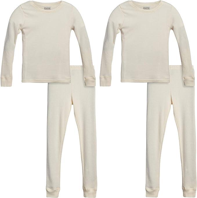 Essentials Boys Thermal Long Underwear Sets