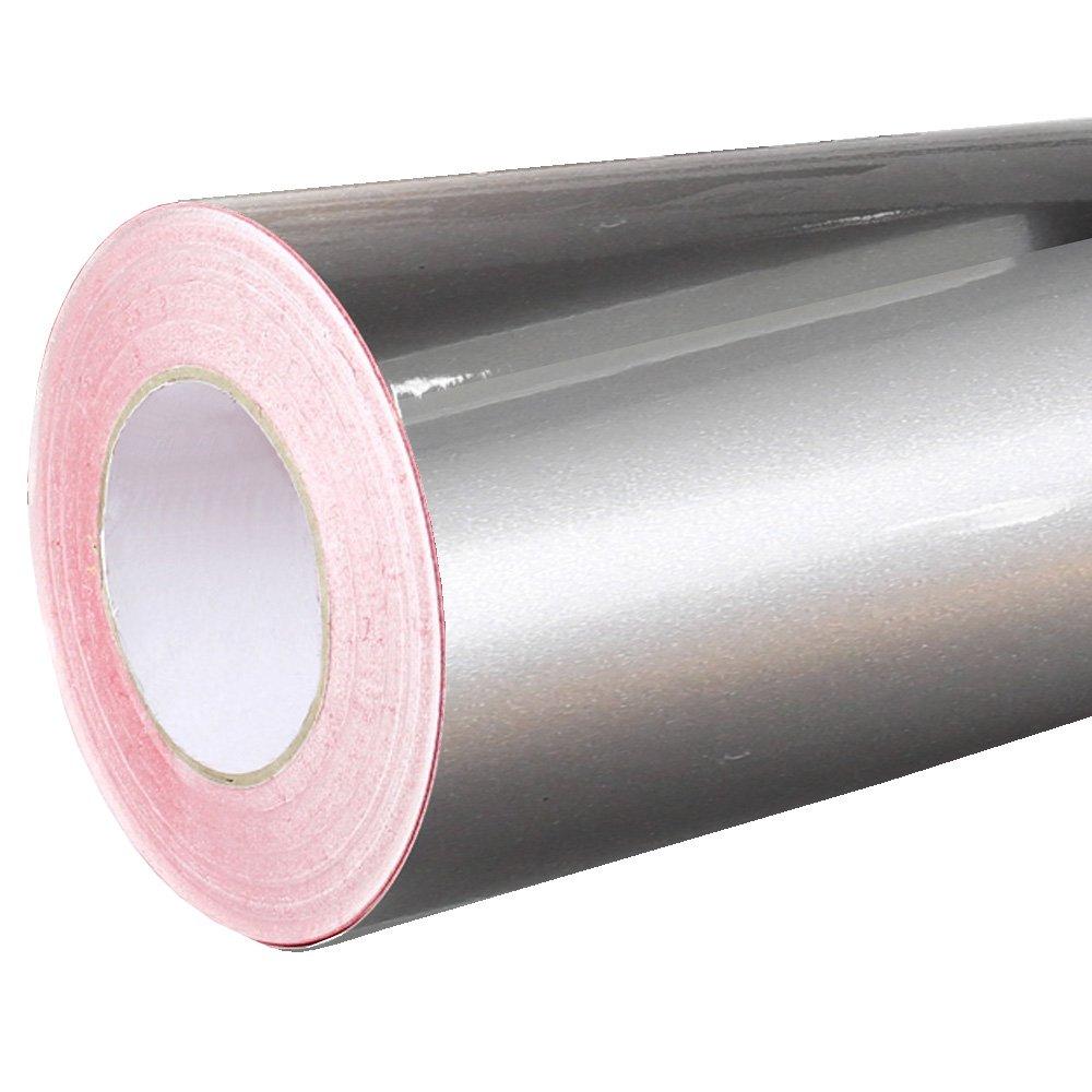 0,90 x 2,15/m f/ürDekoration//Renovierung Farbe Edelstahl Nordlinger Pro 600015 Placflex Klebefolie selbsthaftend