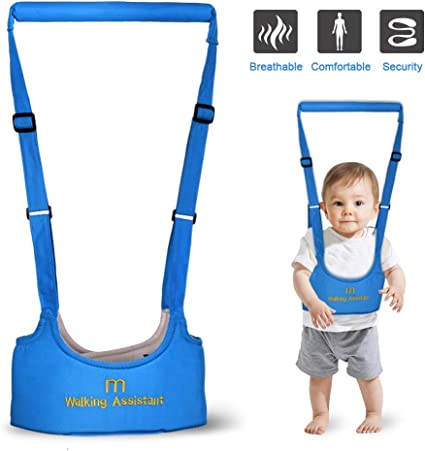 Handheld Asistente de Camiar Bebe Baby Walker Toddler Walking ...