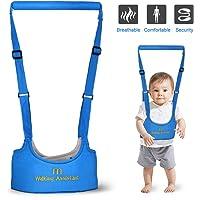 Redini Primi Passi, Bretelle di Sicurezza per Bambino Sostegno Portatile, per Aiutarlo a Camminare Cintura Protettiva Bretelle di Sicurezza per Bambino Sostegno Portatile