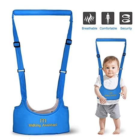 Handheld Asistente de Camiar Bebe Baby Walker Toddler Walking ...