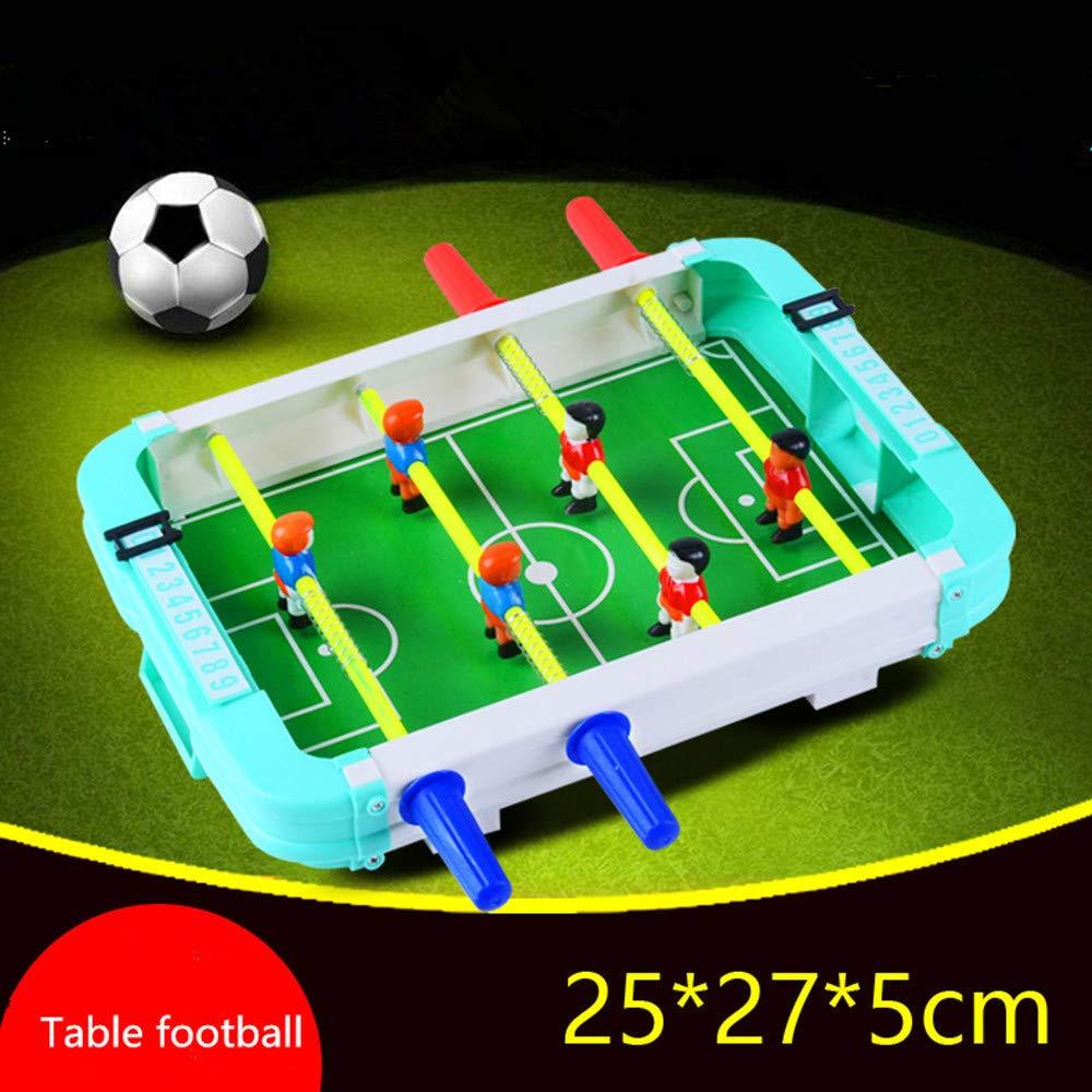 tianranrt mesa mesa de fútbol de mesa portátil Mini mesa fútbol ...