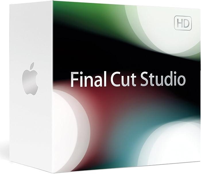 The Best Apple Final Cut Pro 3