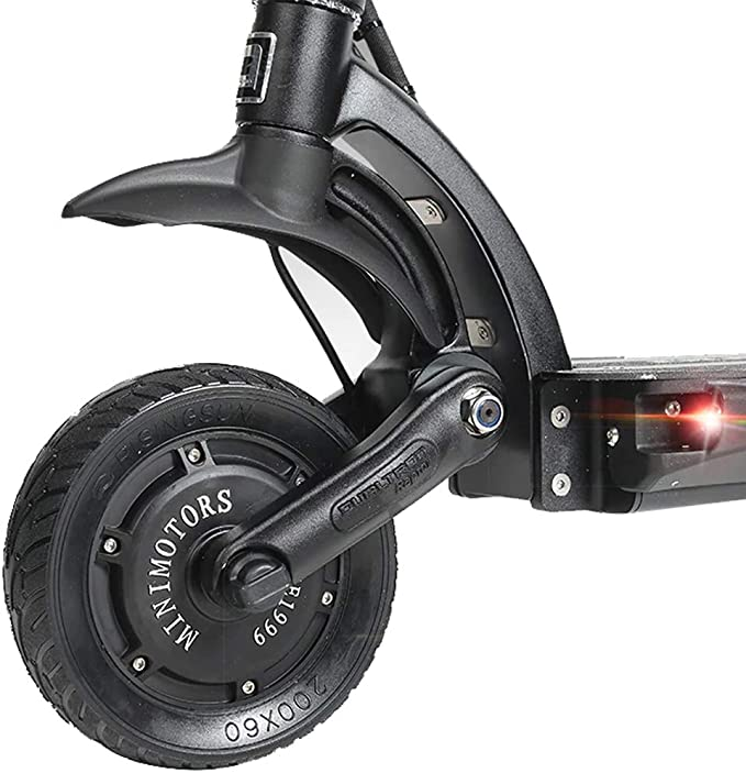 Amazon.com: Dualtron Raptor - Patinete eléctrico plegable ...