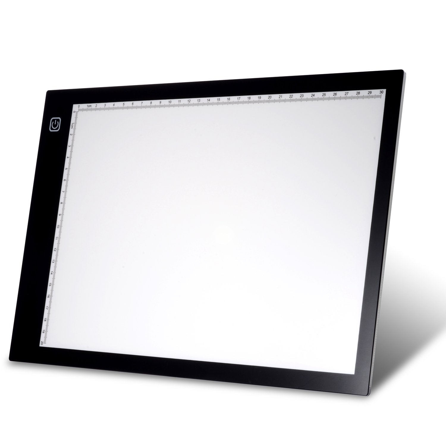 PChero Tracing Light Box, A4 17inch LED Tracing Drawing Sketch Light Pad with Adjustable Light Intensity for Artists, Doctors, Drawing, Sketching, Animation