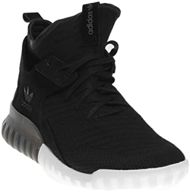 premium selection 7ffe6 caf2e adidas S80128 Men Tubular X PK Black Grey