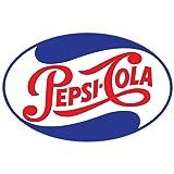 9/'/' 12/'/' or 14/'/' Pepsi Cola Non Alcohol American Soft Drink Car Bumper Sticker