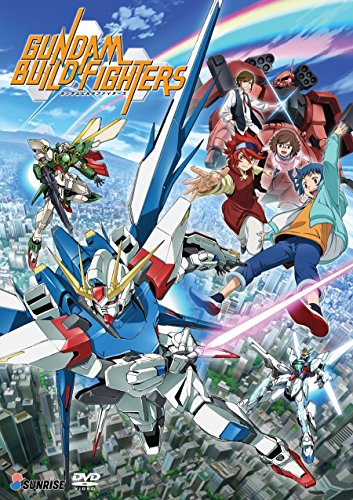 Gundam Build Fighters Complete DVD Collection ()