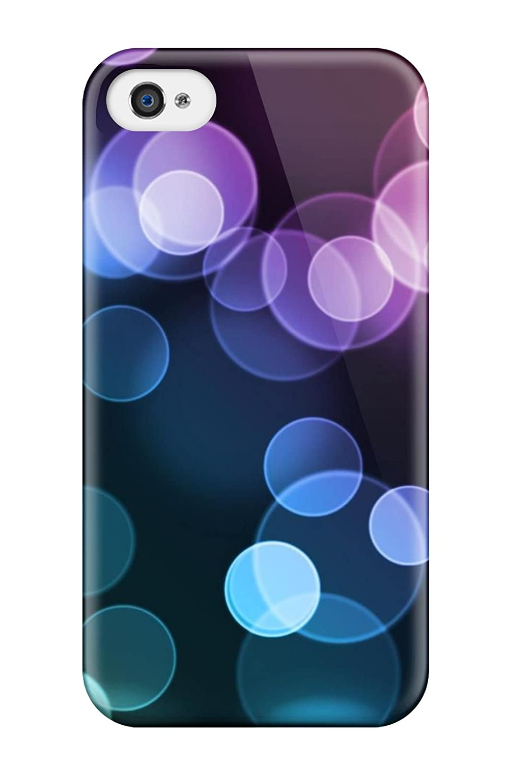 Special Design Back Bokeh Png Phone Case Cover For Iphone 4