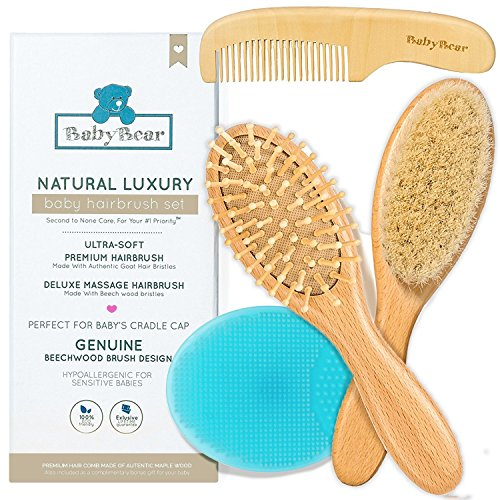 hair brush organic - 7