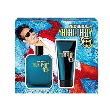 PACHA IBIZA YACHT PARTY 100ML EDT+GEL
