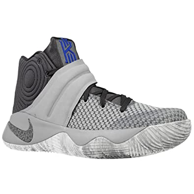 detailed look 4f7e9 492b6 NIKE Men s Kyrie 2 Basketball Shoes, Grey (Wolf Grey Dk Gry-Gm