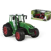 Color Baby- Tractor Granja 30X16X15 Cm, Multicolor (44425)