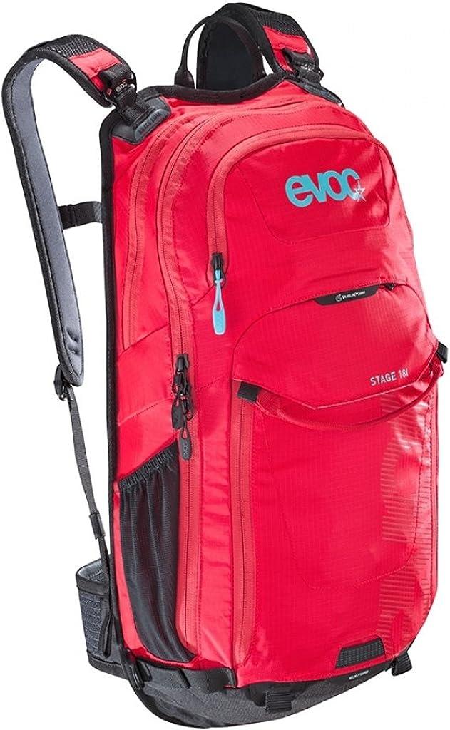 evoc Stage 18L Backpack Red
