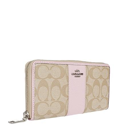 Amazon.com: Coach F52859 - Cartera para mujer (cierre de ...