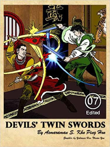 Devils' Twin Swords Book 7 - Edited