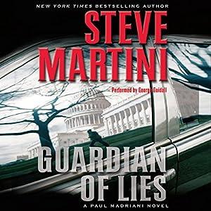 Guardian of Lies Audiobook