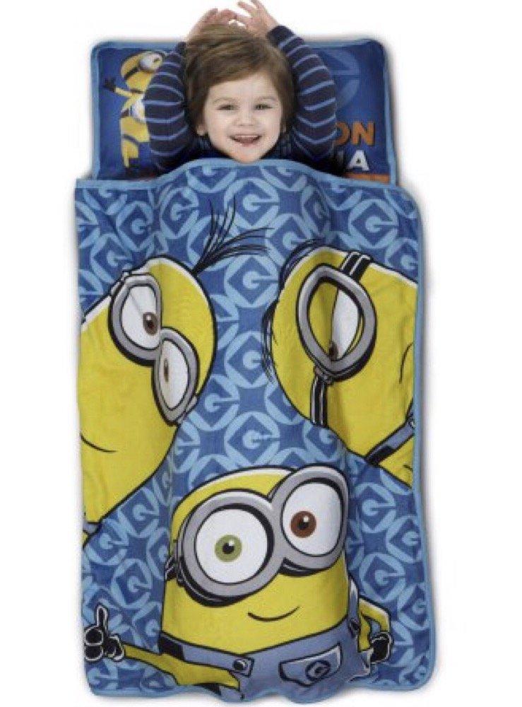Despicable Me Minions Toddler Nap Mat