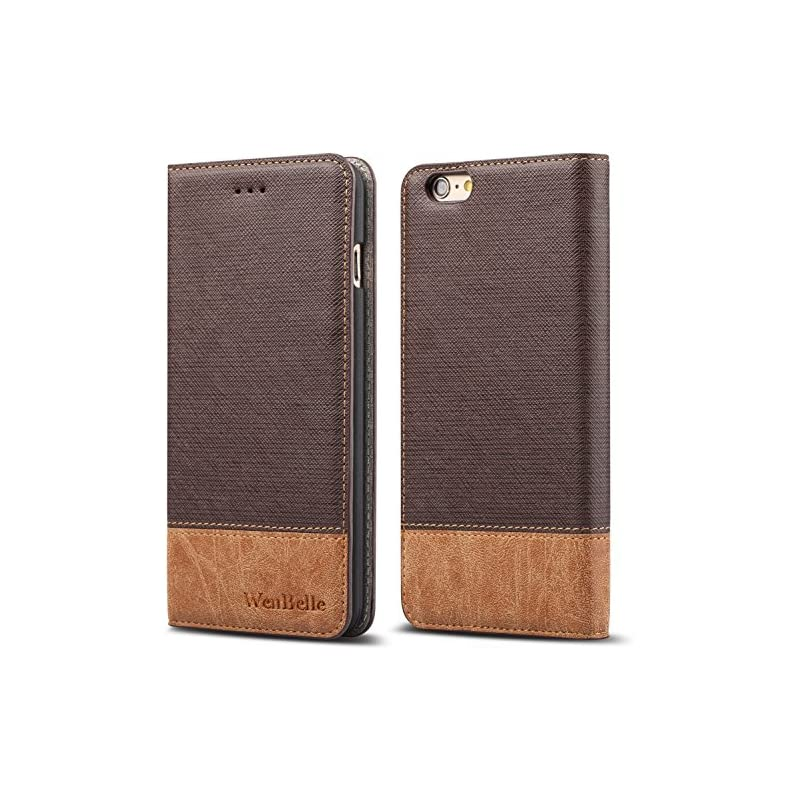 For iPhone 6s Plus 5.5 inch Wallet case,