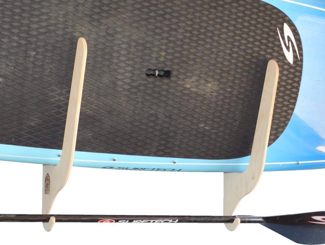 The Harbor SUP Paddle Board Wall Storage Rack by Pro Board Racks