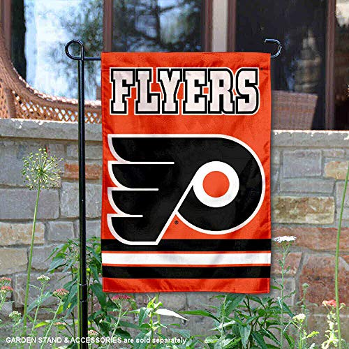 (Wincraft Philadelphia Flyers Double Sided Garden Flag)
