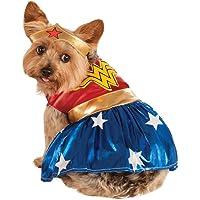 Rubie'S Disfraz Oficial para Perro, Mujer Maravilla, Grande