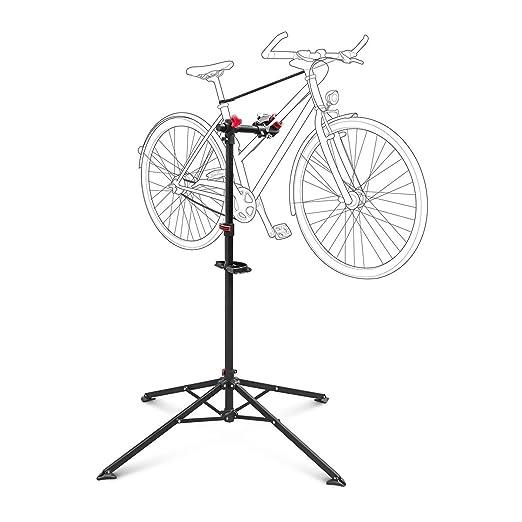 667 opinioni per Relaxdays Stand per Riparazione/Manutenzione Bicicletta, Nero