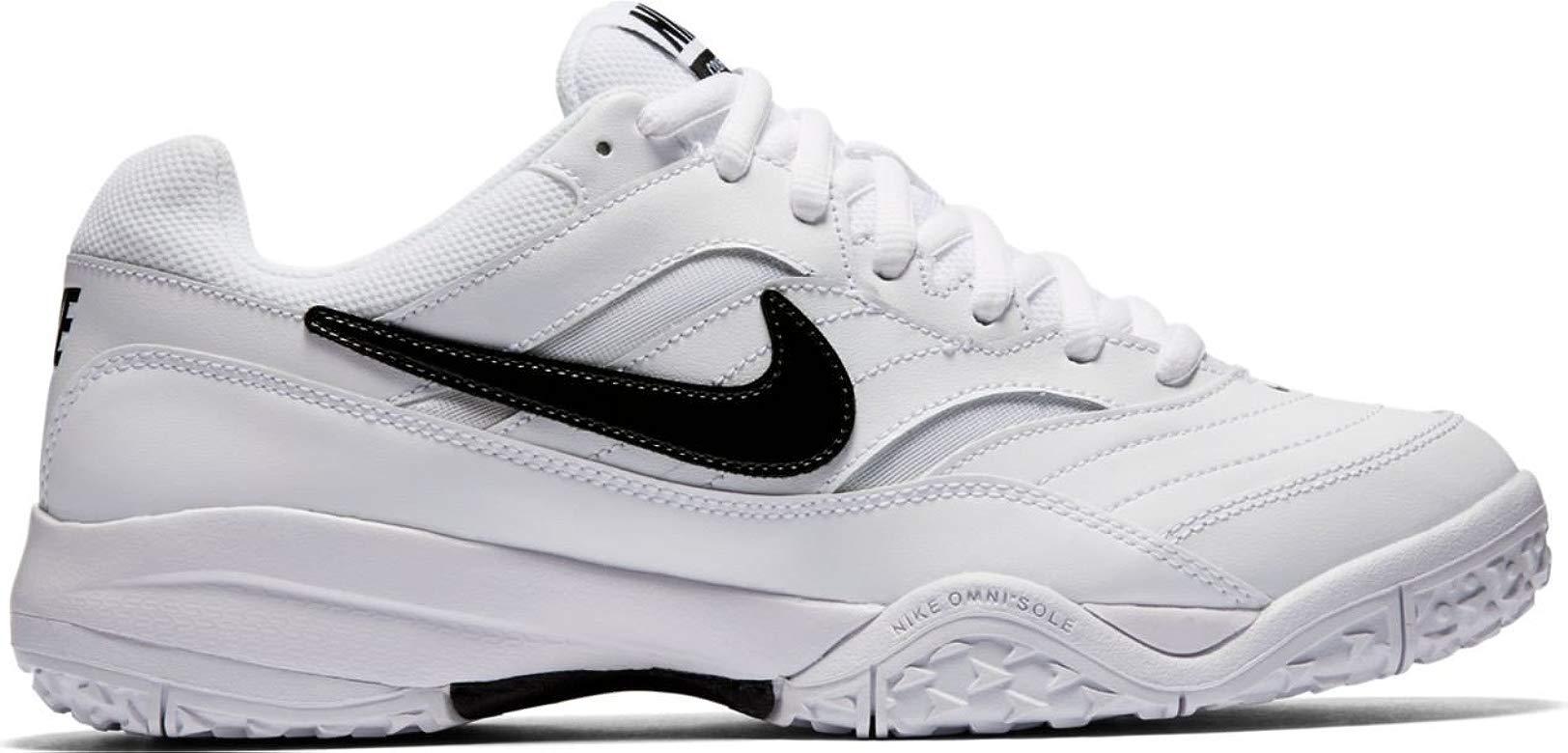 Nike Men's 845027 100 Tennis Shoes, Multicoloured (White