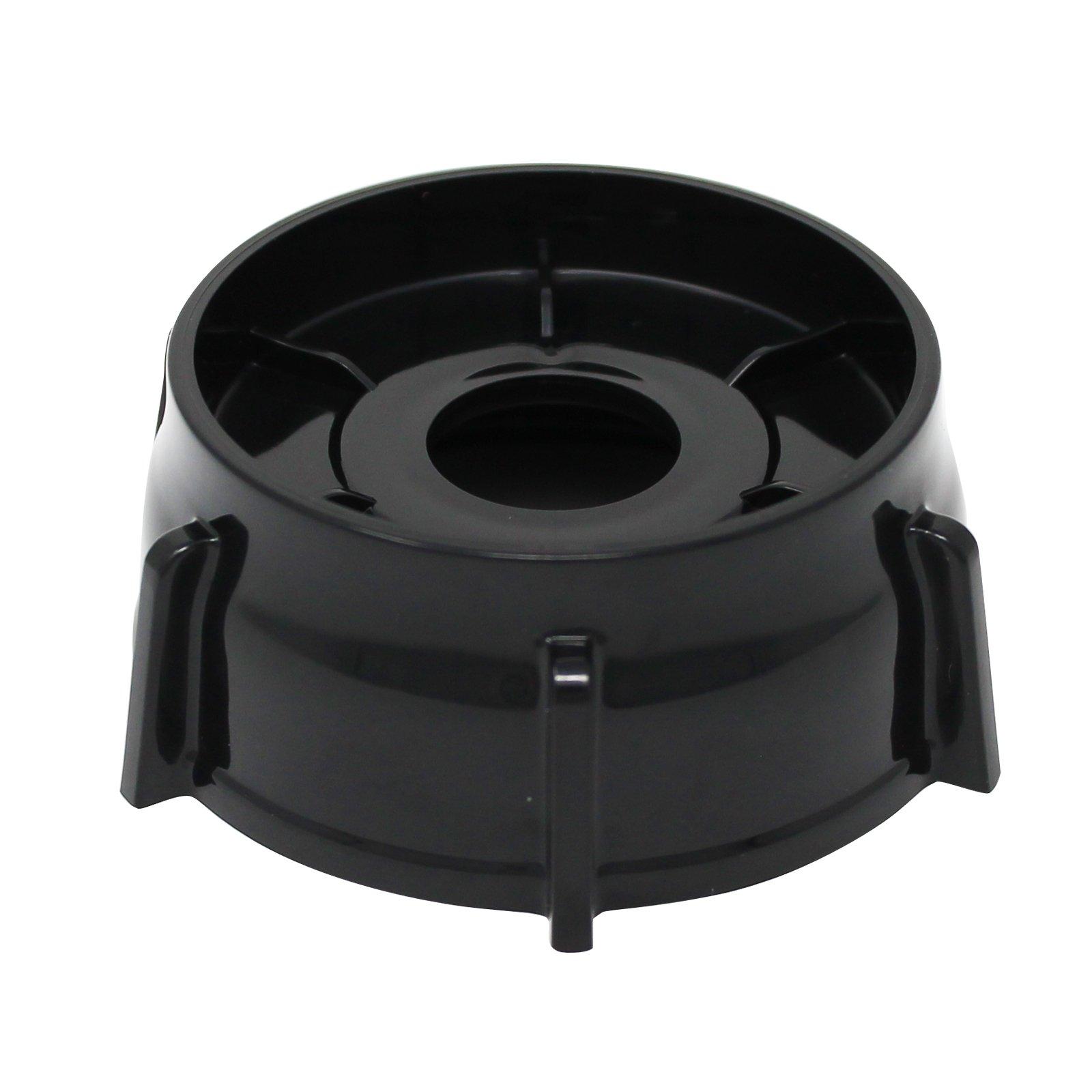 Replacement Oster 148381-000-090 Blender Jar Bottom Cap for Oster 6791-015 12 Speed Blender