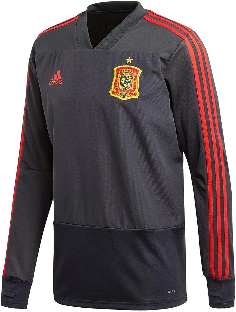 adidas FEF TR Top Camiseta de Entrenamiento Federación Española de ...