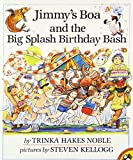 Jimmy's Boa and the Big Splash Birthday Bash (Picture Puffins) offers