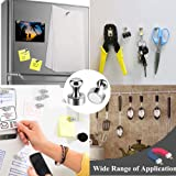 Refrigerator Magnet Pushpins - Aovon 12 Pack