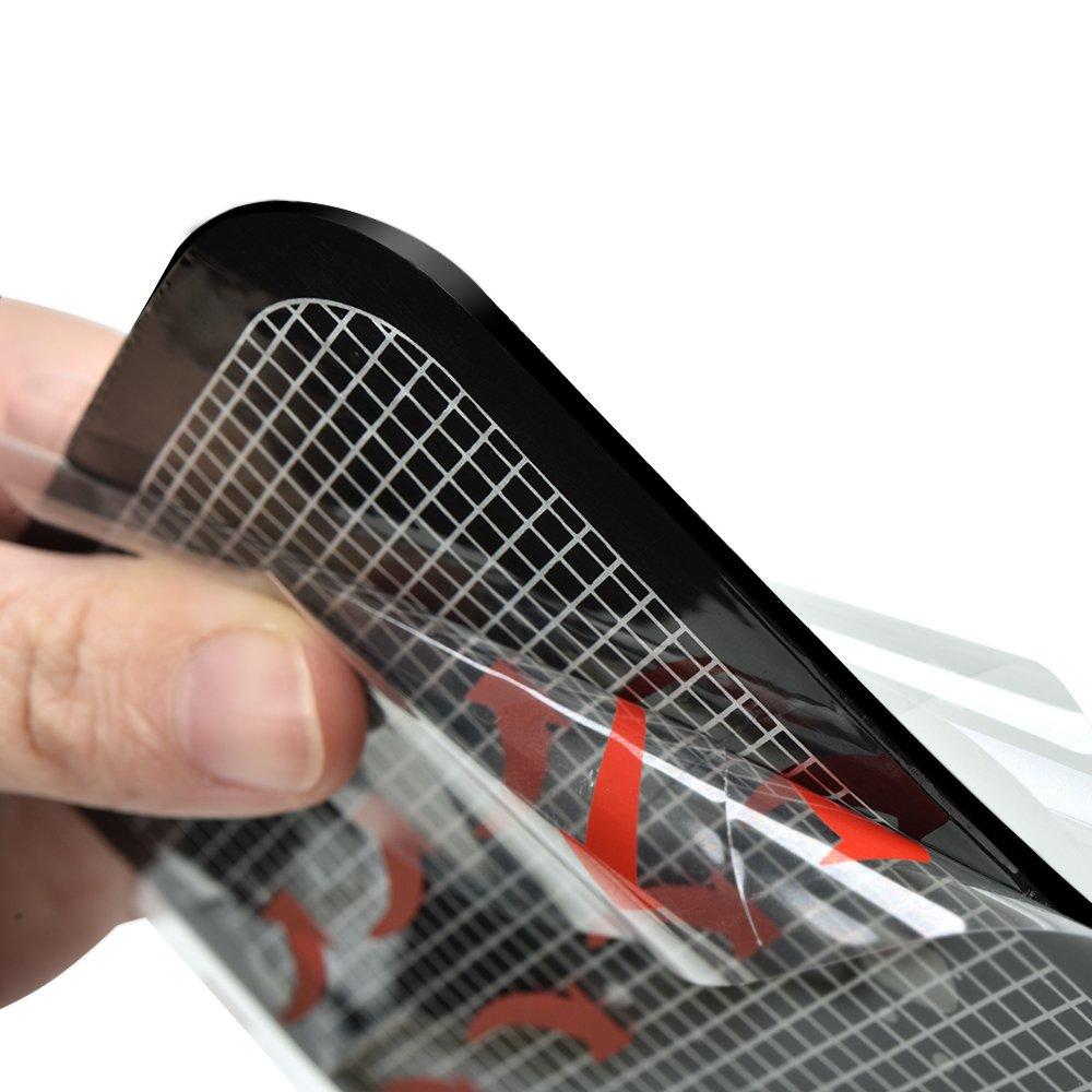 Coomatec 18 Pi/èces /Électrode de Ceinture,Compatible avec Abs Series /Électrode de Rechange pour Ceintures Musculation Abdominales