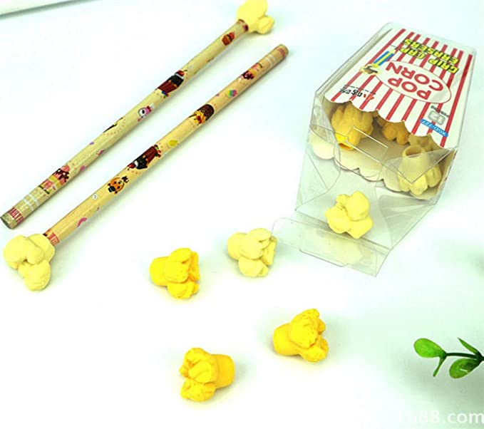Musical Instrument Rubber Eraser Student Stationery for Child Gift school Pip CA