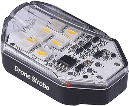Opinión sobre SHEAWA - Linterna universal para dron DJI Mavic Mini Drone ligero para vuelo nocturno, accesorios de luz LED