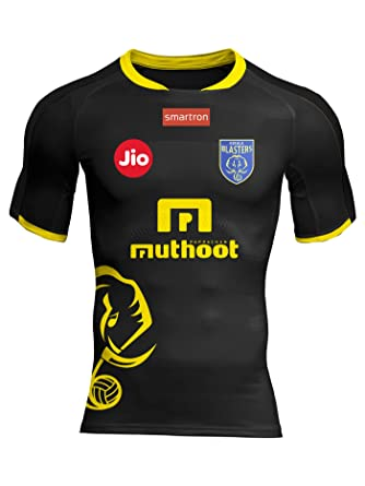 a06de52aa Admiral Kerala Blasters (KBFC) Replica Jersey  Amazon.in  Clothing    Accessories