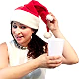 Santa Hat Flask (Red)