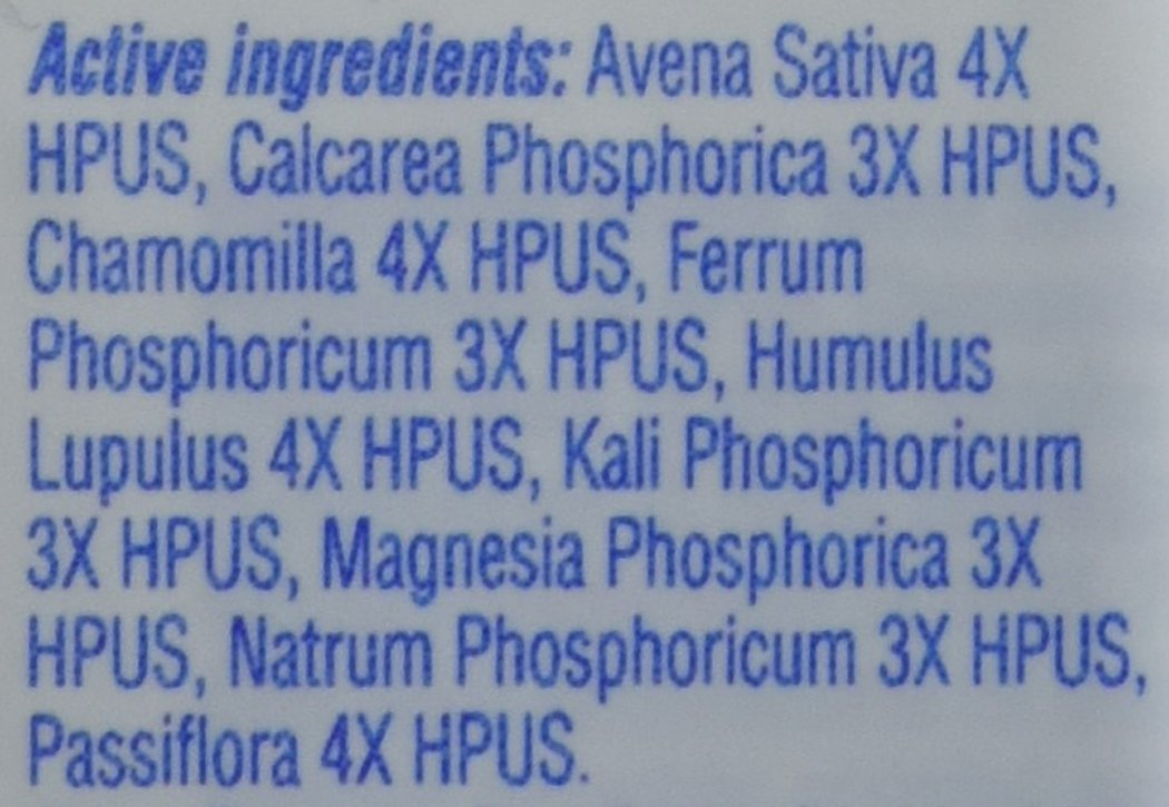 Hylands Homeopathic Calms Forte Sleep Aid Tablets, 100 Count: Amazon.es: Salud y cuidado personal